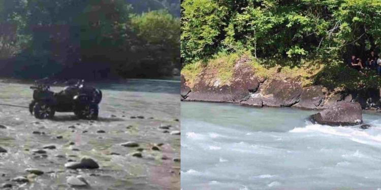 რიწის ეროვნული პარკის მიმდებარედ 22 წლის გოგო გაუჩინარდა