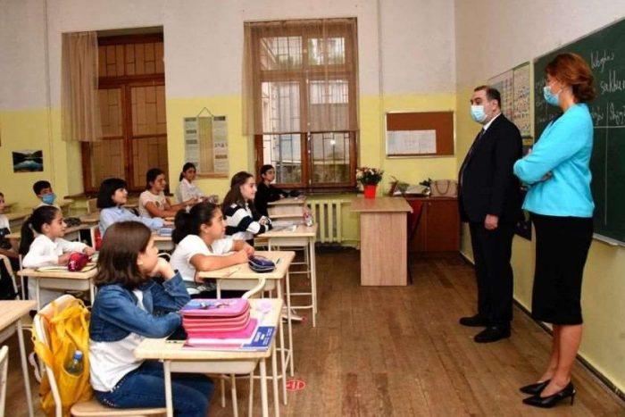კორონავირუსზე 100 მასწავლებლის ტესტის პასუხი ცნობილია